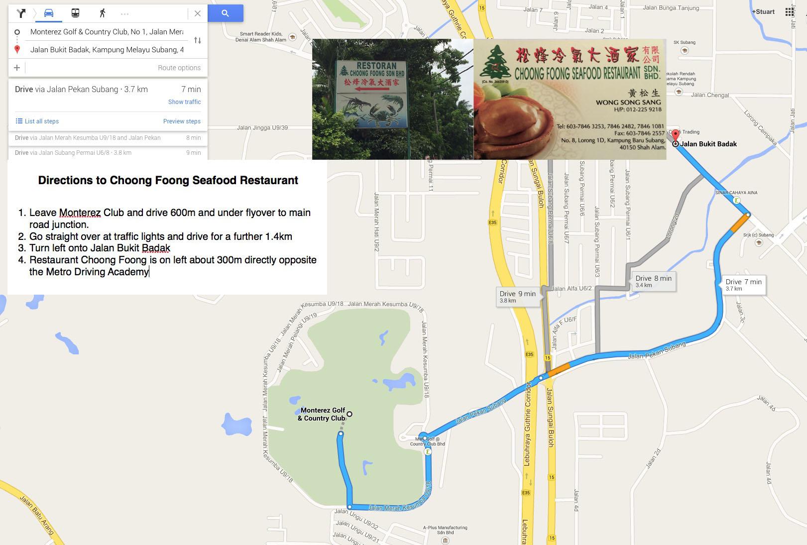 Choong Foong Restaurant