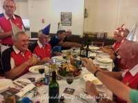 Loose Cannons Xmas Lunch 2018