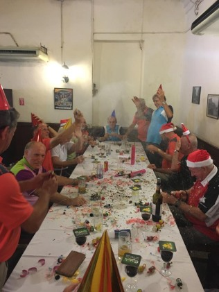 Xmas lunch a