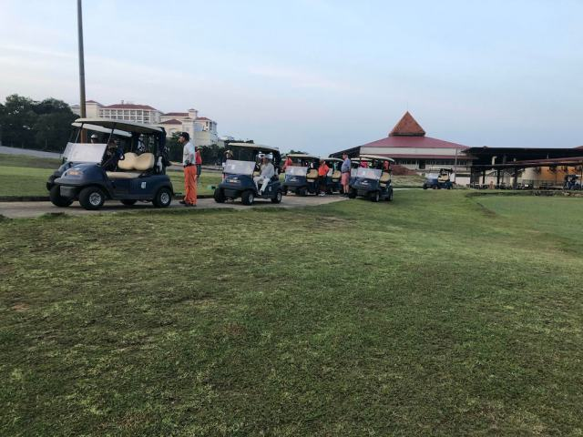 Kajang nine hole one